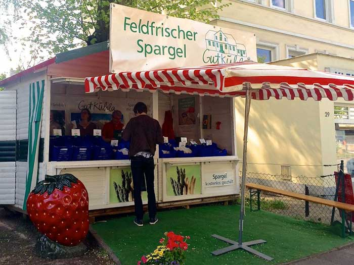 Gut Kuhla Stand Hamburg Groß Flottbek