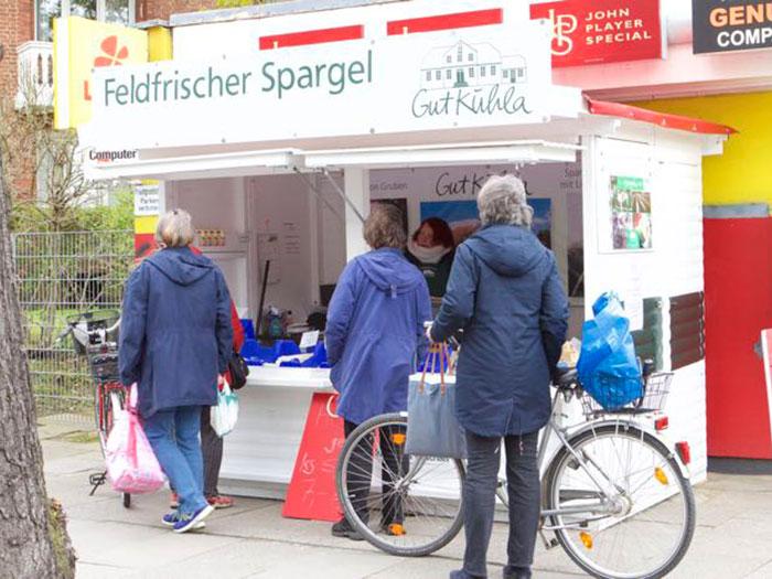 Gut Kuhla Stand Hamburg Ottensen